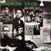 Depeche Mode - 'Group Posters' Square Sticker